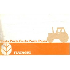 Fiat - Fiatagri Cabs Parts Manual